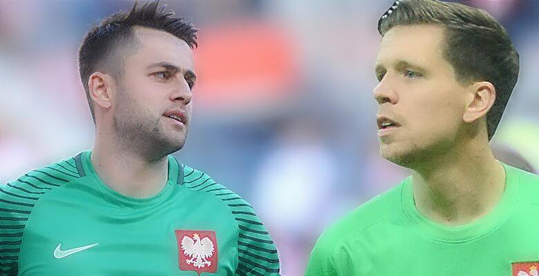 fabianski dan szczesny merupakan bekas rakan sepasukan di arsenal