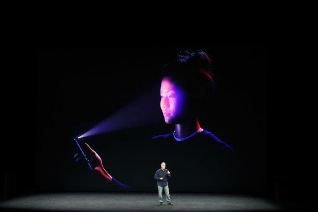 faceid iphone x