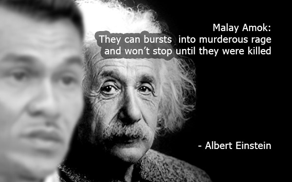 fake einstein quote