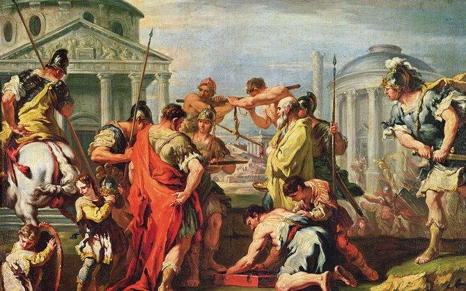 fakta menarik mengenai empayar rom 1
