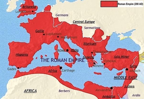 fakta menarik mengenai empayar rom