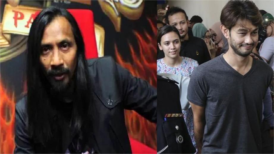 farid kamil dakwa tiga rakan artis masukkan dadah dalam minuman ini respon sofi jikan
