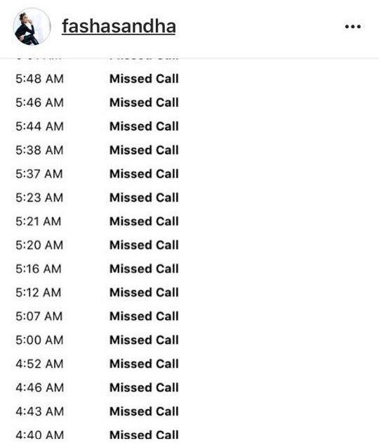 fasha sandha dedah bukti perbualan whatsapp jejai yang mengejutkan 7