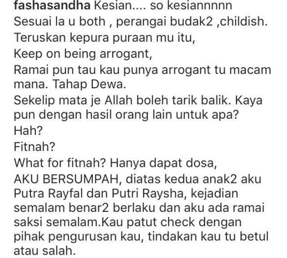 fasha sandha dedah dihalau di fenomena aidilfitri 2017 4