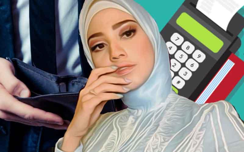 fathia latiff cashless zamanbatu