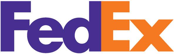 fedex logo terkenal dengan maksud tersembunyi