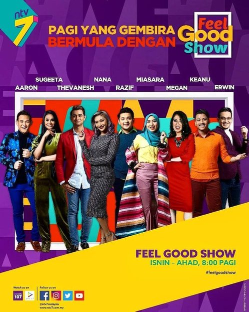 feel good show 2