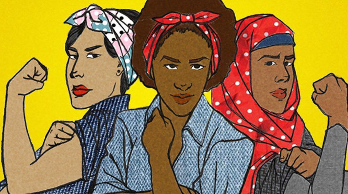 feminis ilustrasi malaysia