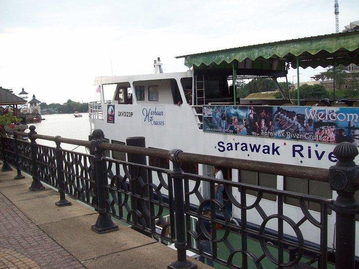feri sungai sarawak