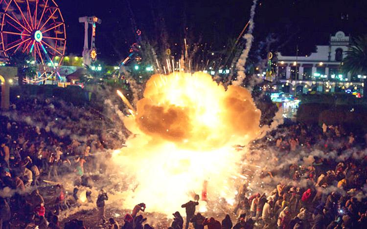 festival bahaya