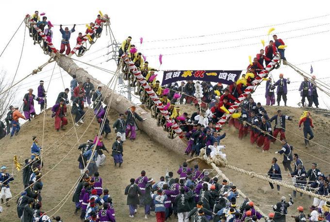 festival onbashira di tokyo jepun 255