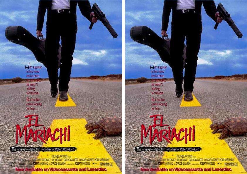 filem el mariachi bajet rendah untung banyak