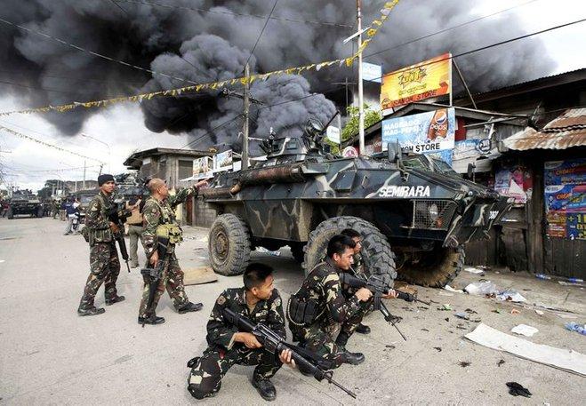 filipina bergolak hapuskan dadah