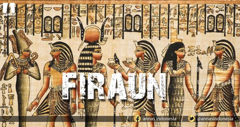 firaun yang mengejar nabi musa a s
