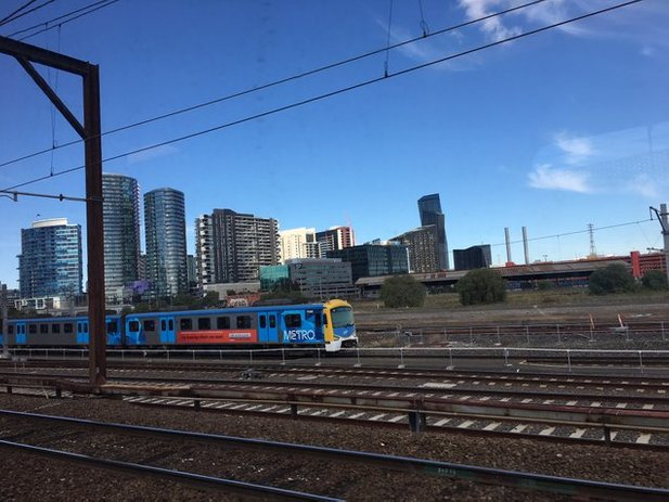 flinders st station itinerary melbourne