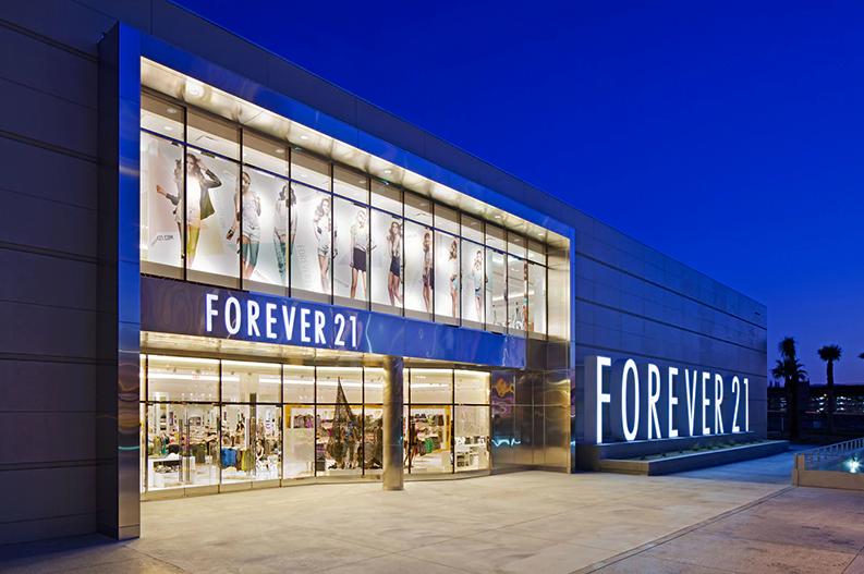 forever 21 shop