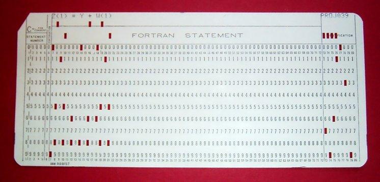 fortran bahasa pengaturcaraan pertama di dunia