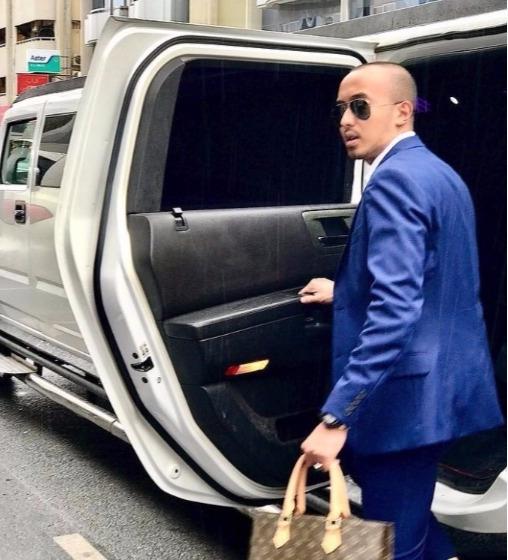 foto foto kekasih baru fasha sandha bersama koleksi kereta mewah yang mengejutkan 3