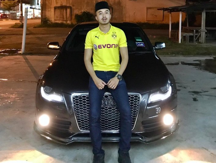 foto foto kekasih baru fasha sandha bersama koleksi kereta mewah yang mengejutkan 6