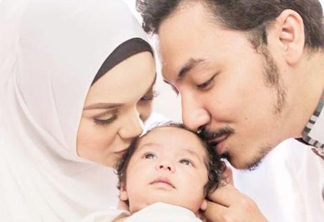 foto foto majlis aqiqah anak syamsul yusof dan puteri sarah liyana 1 582