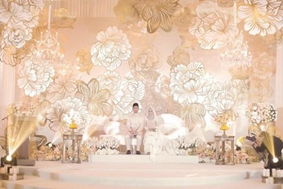 foto foto majlis pernikahan ummi nazeera 1