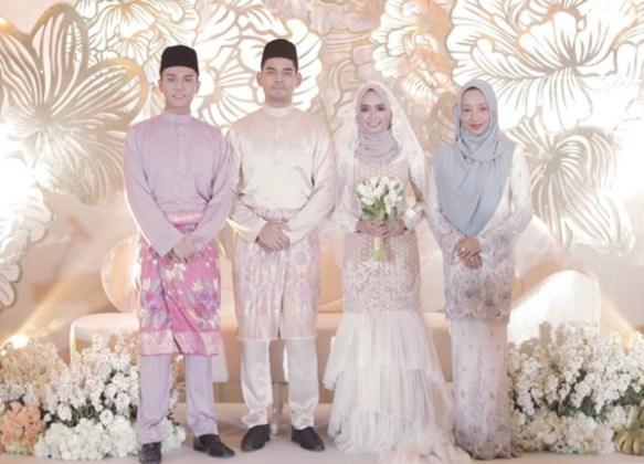 foto foto majlis pernikahan ummi nazeera 11