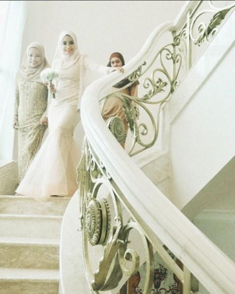 foto foto majlis pernikahan ummi nazeera 4
