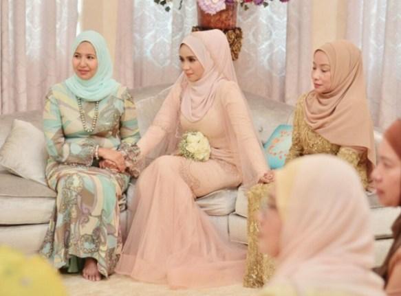 foto foto majlis pernikahan ummi nazeera 5