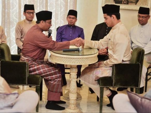 foto foto majlis pernikahan ummi nazeera 6