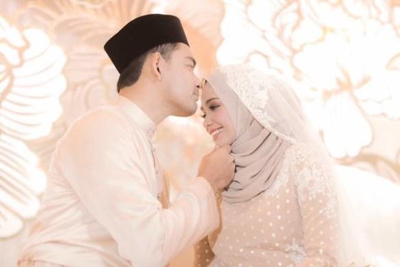 foto foto majlis pernikahan ummi nazeera 8