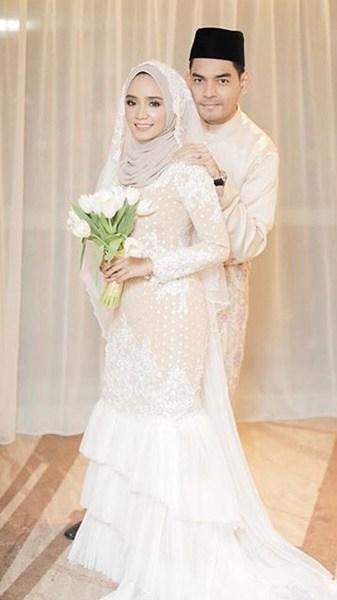 foto foto majlis pernikahan ummi nazeera 9