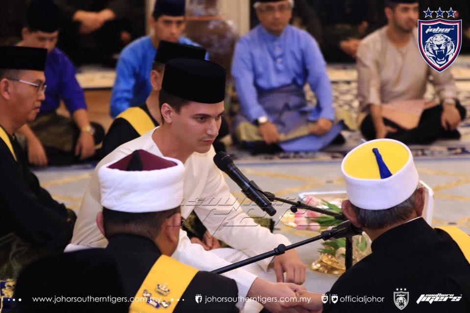 foto foto majlis pertunangan dan pernikahan tunku tun aminah 11