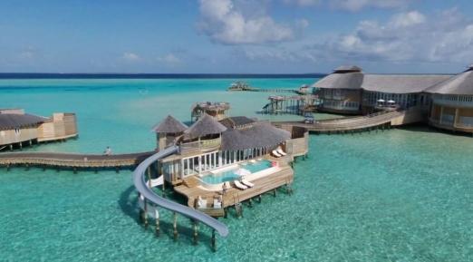 foto foto percutian mewah hairul azreen sekeluarga di maldives 1