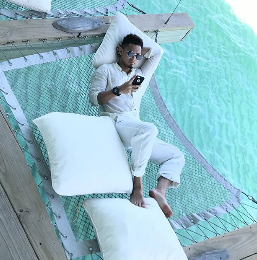 foto foto percutian mewah hairul azreen sekeluarga di maldives 7
