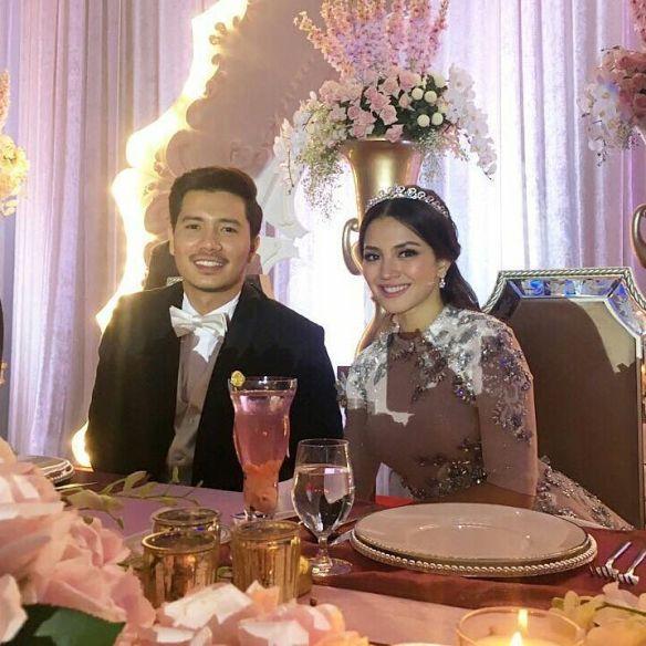 foto foto sekitar majlis resepsi perkahwinan fazura dan fattah amin 10