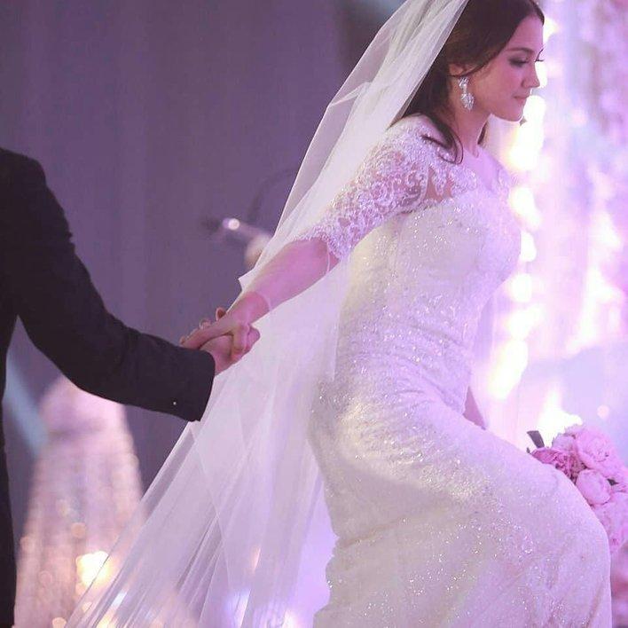 foto foto sekitar majlis resepsi perkahwinan fazura dan fattah amin 5