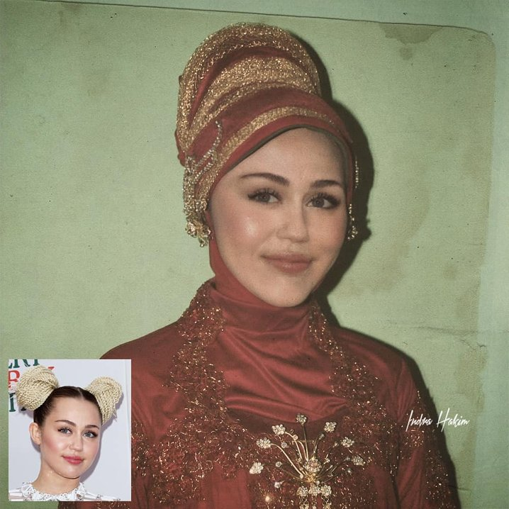 foto foto suntingan photoshop 10 artis hollywood berhijab cuit hati netizen 3