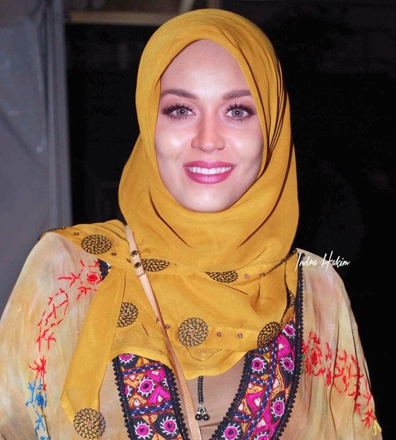 foto foto suntingan photoshop 10 artis hollywood berhijab cuit hati netizen 4