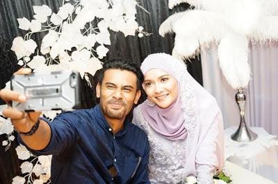 foto majlis pertunangan remy ishak dan ezza yusof 5