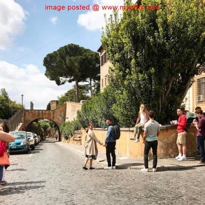 foto percutian bulan madu sharnaaz ahmad dan noor nabila di itali 6