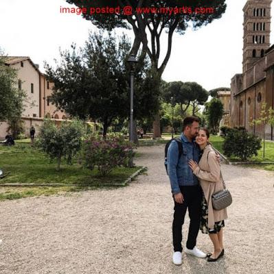 foto percutian bulan madu sharnaaz ahmad dan noor nabila di itali 8