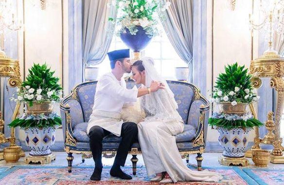 foto sekitar majlis akad nikah juliana evans dan tengku sharifuddin 4