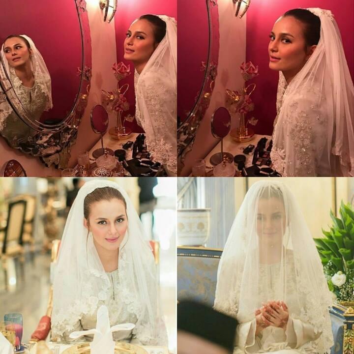 foto sekitar majlis pernikahan juliana evans dan y a m tengku shariffuddin shah 1