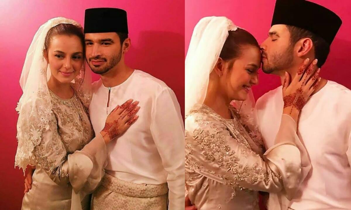 foto sekitar majlis pernikahan juliana evans dan y a m tengku shariffuddin shah