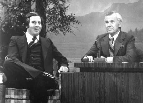 frank abagnale johnny carson