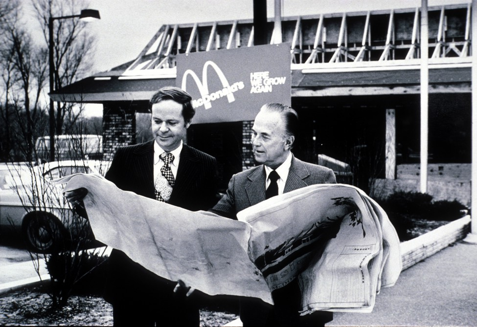 fred turner dan ray kroc