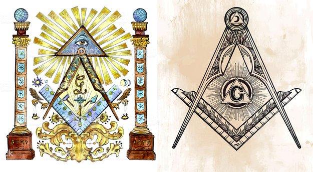 freemason dan illuminati bergabung