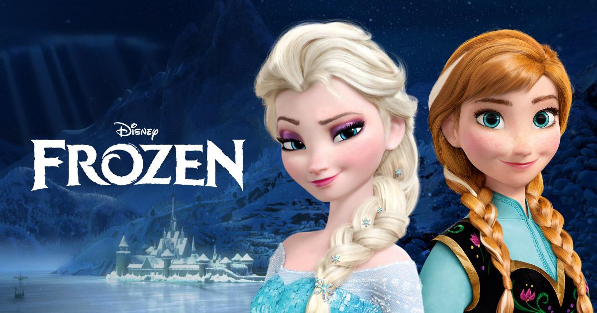 frozen antara filem kutipan tertinggi