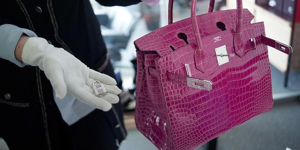 fuchsia diamond studded hermes birkin beg tangan hermes birkin paling mahal pernah dijual