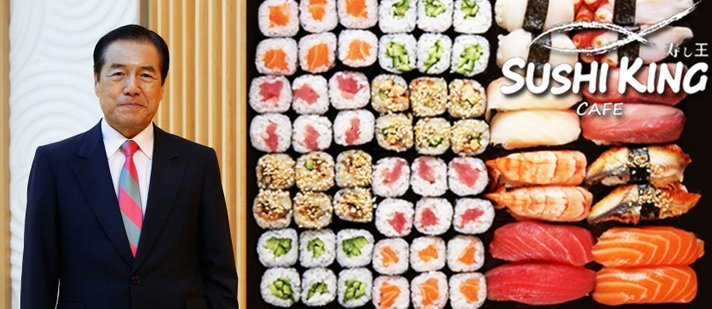 fumihiko konishi pengasas sushi king 838